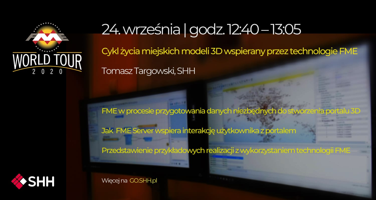 FME World Tour 2020 – prezentacja SHH